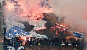 Legia Warszawa - Ruch Chorzów