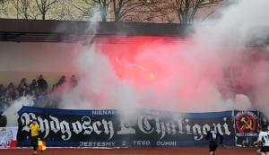 MLKS Tucholanka Tuchola - Zawisza Bydgoszcz